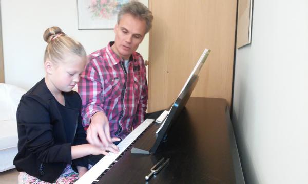 Piano leren spelen Bolsward